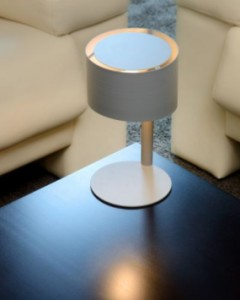 Lampa stołowa KNULLE antracyt small 0