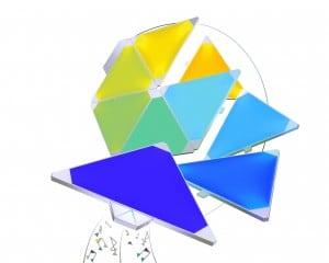Equalizer Nanoleaf Aurora Rhythm - Światło w rytm muzyki Smart home small 2