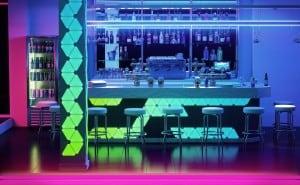 Equalizer Nanoleaf Aurora Rhythm - Światło w rytm muzyki Smart home small 6