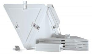 Zestaw Nanoleaf Aurora Light Panels Smarter Kit  9 paneli Smart home small 4