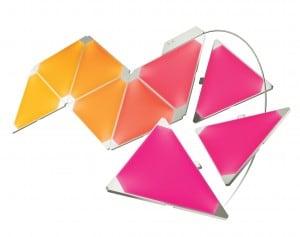 Zestaw Nanoleaf Aurora Light Panels Smarter Kit  9 paneli Smart home small 9