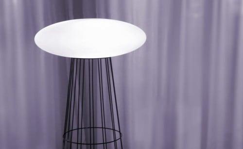 Alternatywna lampa stojąca (148 cm) - UFO
