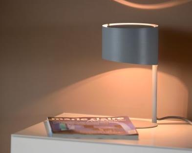 Lampa stołowa KNULLE antracyt 2