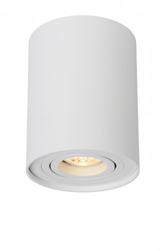 Lampa spot Tube Ø 9,6 cm biała 1
