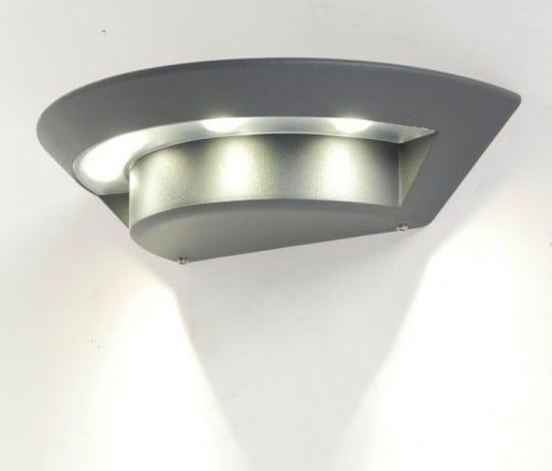 Kinkiet zewnętrzny LEDowy UFO 1880S 1