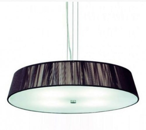Lampa wisząca ALt Lucialternative (LEUCOS) LILITH  Moka 1
