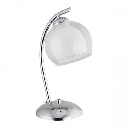 Lampa biurkowa 1-pł. UFO Chrom
