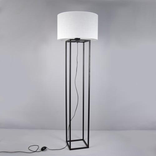 Lampa Podłogowa QUADRA BIG BLACK NR 2504