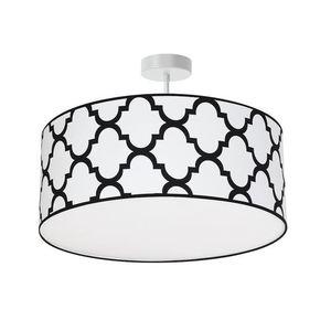 Biała Lampa Wisząca Pierre White 3x E27 small 0