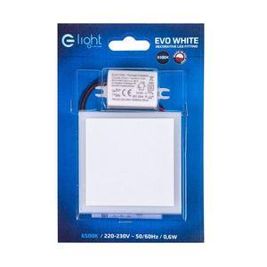 Srebrne Evo White Barwa Zimna 6500 K small 3