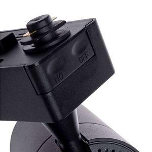 Czarna Lampa Sufitowa Track Light 7 W Led Black 3000 K small 8