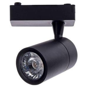 Czarna Lampa Sufitowa Track Light 7 W Led Black 3000 K small 0