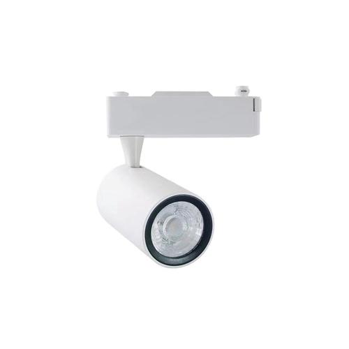 Biała Lampa Sufitowa Track Light 12 W Led White 3000 K