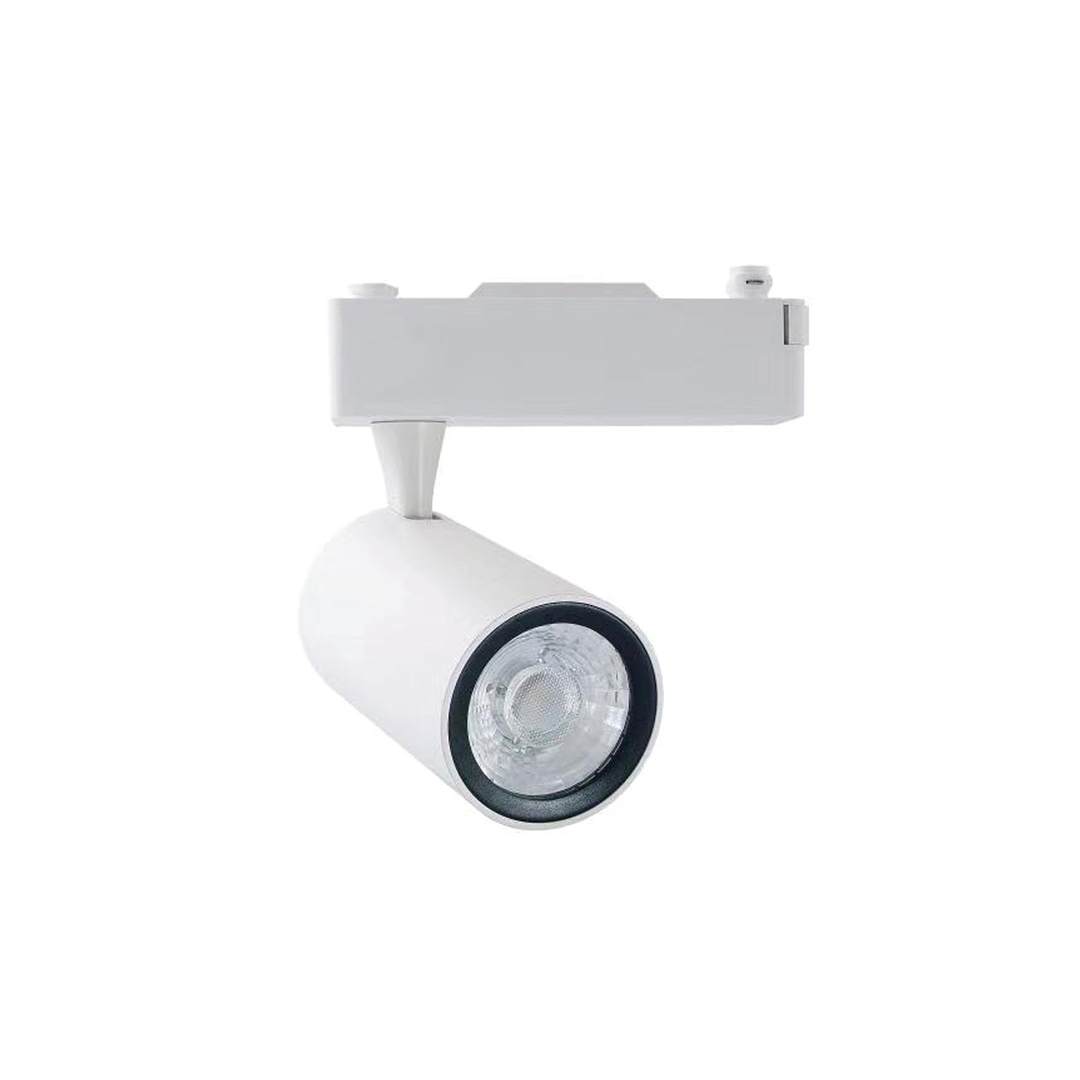 Biała Lampa Sufitowa Track Light 12 W Led White 4000 K