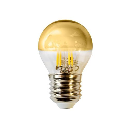 Żarówka Filamentowa Led 4 W G45 E27 Gold