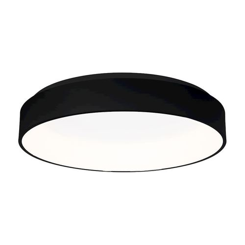 Czarny Plafon Ohio Black 32 W Led