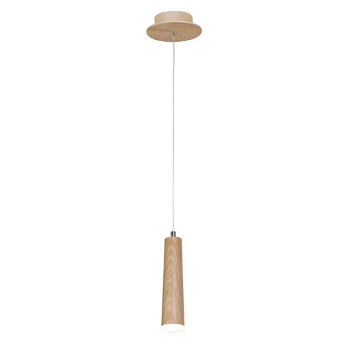 Drewno Lampa Wisząca Stick 5 W Led
