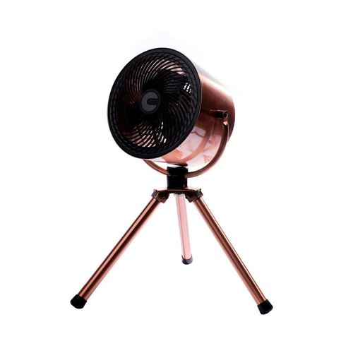"Wentylator Stojący Eko Light 10"" Tripod Copper"