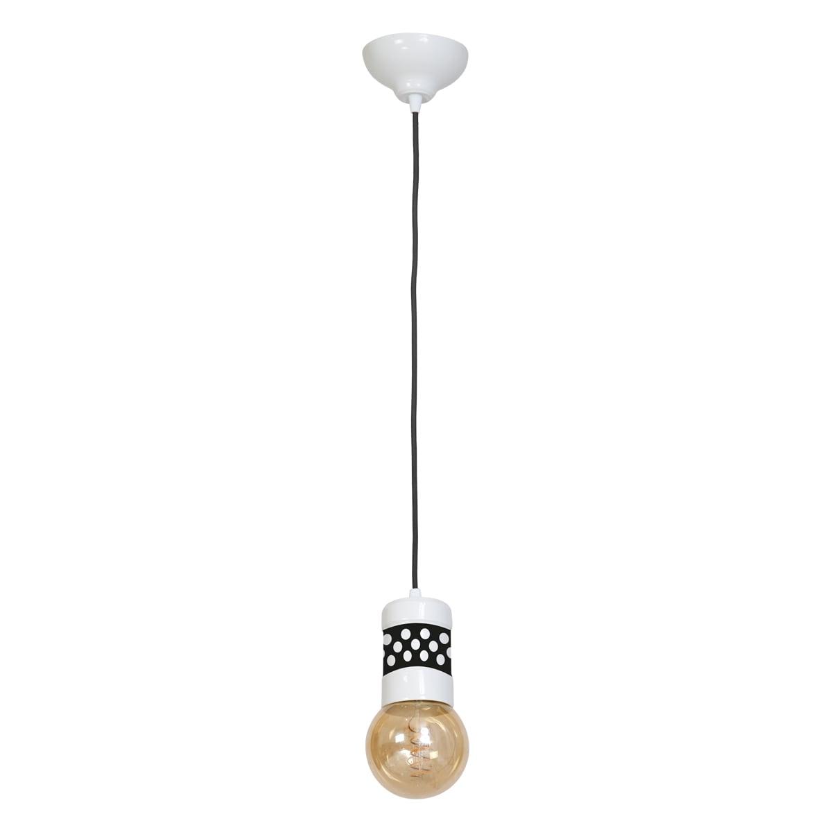 Lampa wisząca Milagro AMELIE 558 Multi 1xE27 40W
