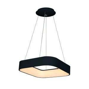 Lampa wiszaca milagro astro 570 matowy czarny 24w s