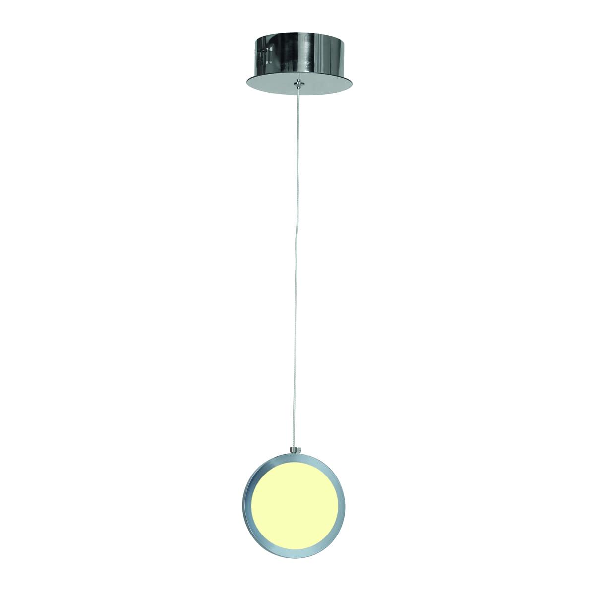 Lampa wisząca Milagro CIRCOLO 264 Chrom 7W