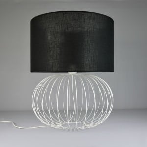 Lampa BIG BALL WHITE NR 2493