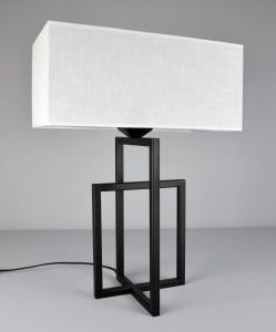 Lampka Nocna CROSS BLACK nr 2510