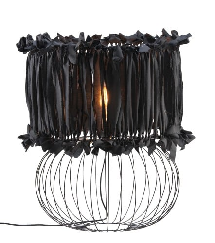 Lampa Nocna BALL ART DECO nr 2522