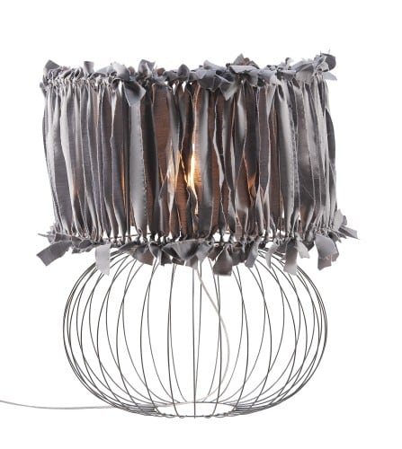 Lampa Nocna BALL ART DECO nr 2524