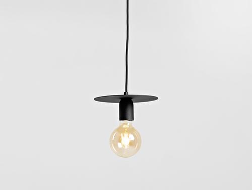 Lampa wisząca SKIVA S - czarny