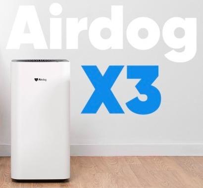 Oczyszczacz powietrza AirdogX3