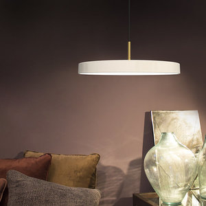 Lampa wisząca UMAGE Asteria biała perła Ø 43 small 4