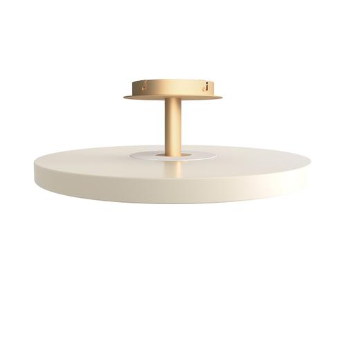 Lampa sufitowa UMAGE Asteria biała perła Ø60