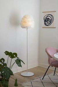 Lampa wisząca z piór UMAGE Aluvia Eos Evia Medium Ø 40 small 2