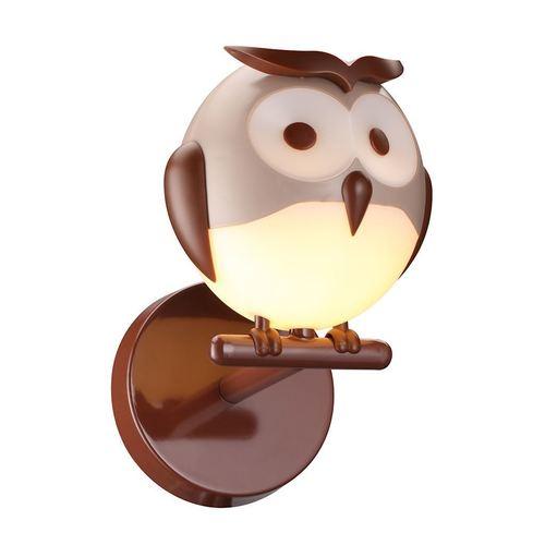 Kinkiet Owl 1 Xg9 Led