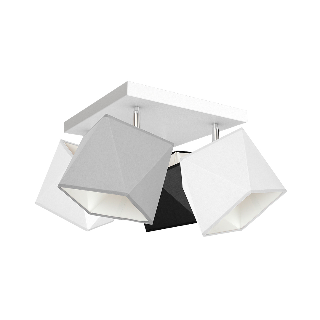 Lampa Sufitowa Frank 4x E27