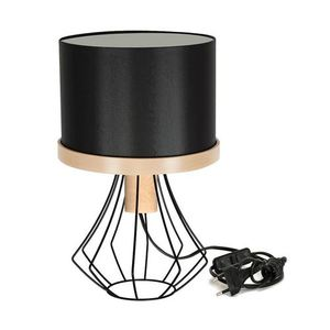 Lampa Stojąca Will Black 1x E27 small 0