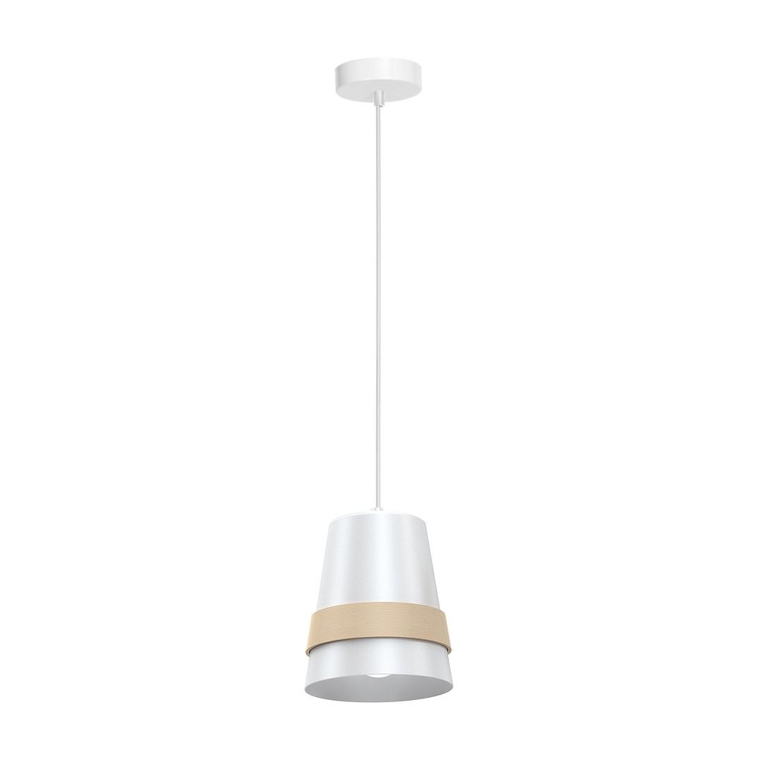 Lampa Wisząca Venezia White 1x E27