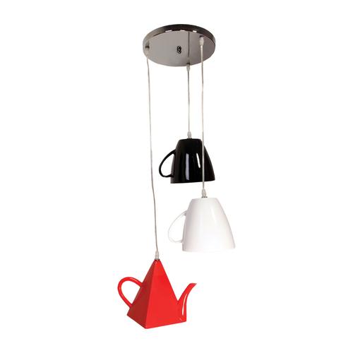 Lampa Wisząca Tea Time 3x E27