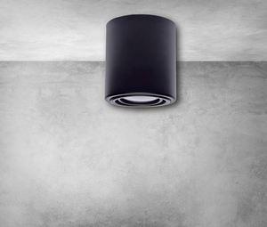Lampa Sufitowa Tubo Black 1 X7 W Led Gu10 small 6