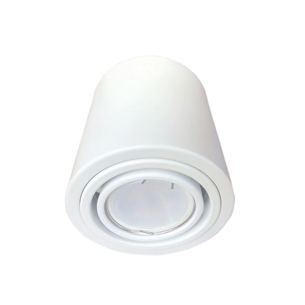 Lampa Sufitowa Tubo White 1 X7 W Led Gu10