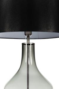 Lampa na komodę Ceylon S Grey Famlight E27 60W produkcja ręczna small 5