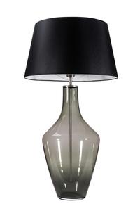 Lampa na komodę Ceylon S Grey Famlight E27 60W produkcja ręczna small 0