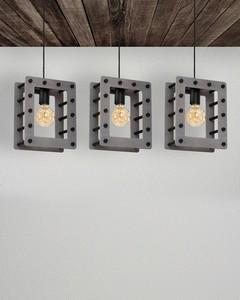 Lampa Wisząca Theo 3x E27 small 1