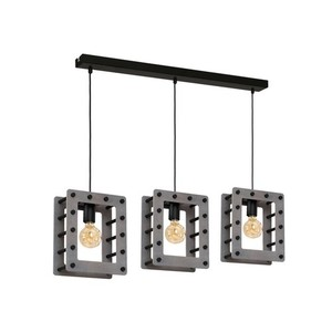 Lampa Wisząca Theo 3x E27 small 0