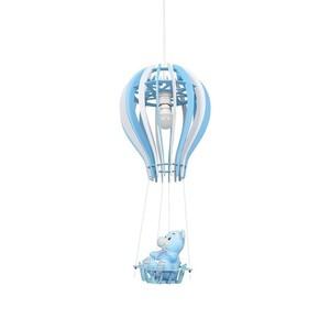 Lampa Wisząca Balonik Blue 1x E27 60 W small 2