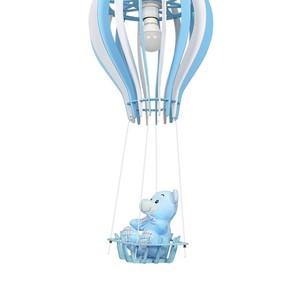 Lampa Wisząca Balonik Blue 1x E27 60 W small 3