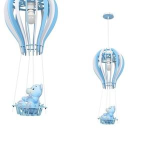 Lampa Wisząca Balonik Blue 1x E27 60 W small 0