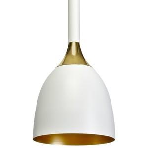 Lampa Wisząca Clark Black/Gold 1x E27 small 4