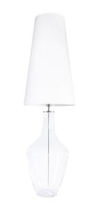 Duża lampa stołowa Ceylon L Transparent Famlight E27 60W small 0